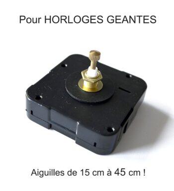 mécanisme d'horloge pour horloges géantes -0