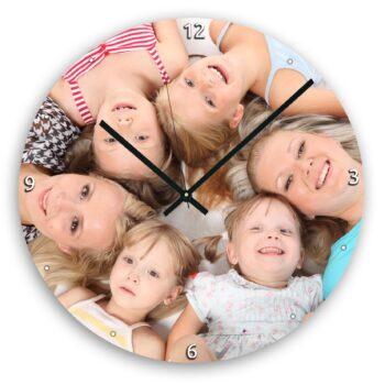 horloge TOILE-0