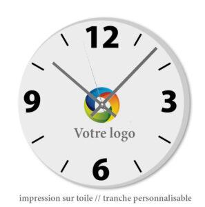 horloge tirets simple-0