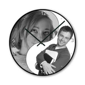 horloge ying yang-0