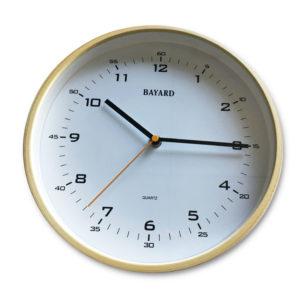 horloge bois bayard-905