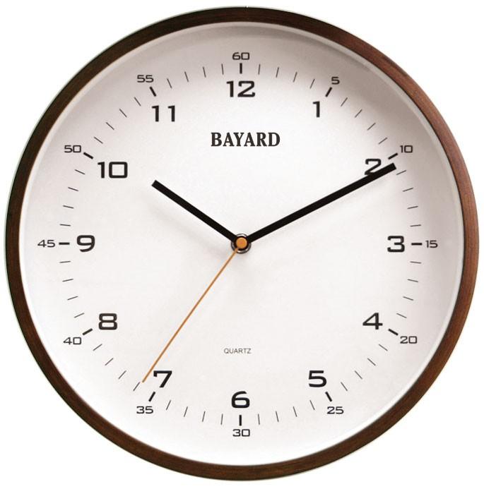 horloge bois bayard-842