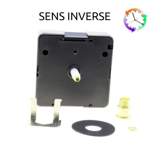 mécanisme d'horloge inversé UTS-0