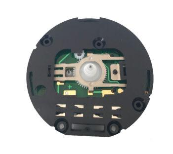 Mécanisme micro horloge rond avec alarme - UTS-0