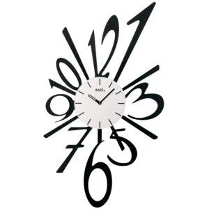 Horloge murale grand format - AMS 9382-0