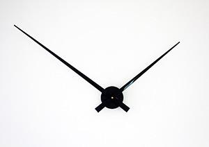 Aiguilles pour horloges géantes